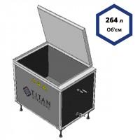 Ультразвуковая мойка (ванна) 264 литра